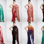 Satya Paul Saree Collection 2013 For Women 002