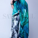 Satya Paul Saree Collection 2013 For Women 004