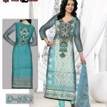Shahzeb Designer Lawn Collection 2013 For Women 004