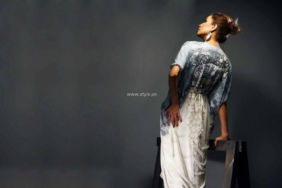 Shamaeel Ansari Summer Collection 2013 for Ladies