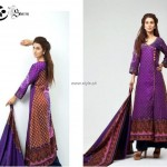 Shariq Textiles Riwaj Lawn 2013 volume 3 for Women 001