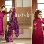 Shariq Textiles Riwaj Lawn 2013 volume 3 for Women 004