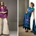 Shariq Textiles Riwaj Lawn 2013 volume 3 for Women 008