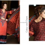 Shariq Textiles Riwaj Lawn 2013 volume 3 for Women 009