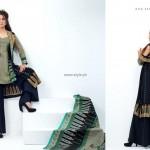 Shariq Textiles Riwaj Lawn 2013 volume 3 for Women 010