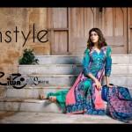 Shariq Textiles Riwaj Lawn 2013 volume 3 for Women 011