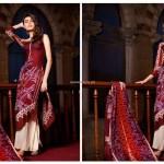 Shariq Textiles Riwaj Lawn 2013 volume 3 for Women 012