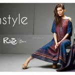 Shariq Textiles Riwaj Lawn 2013 volume 3 for Women 013