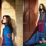 Shariq Textiles Riwaj Lawn 2013 volume 3 for Women 014