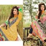 Sitara Textiles Universal Latha Collection 2013 Volume 2 For Women 0018