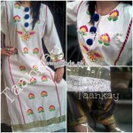 Taankay Casual Wear Collection 2013 For Summer 004