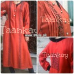 Taankay Casual Wear Collection 2013 For Summer 007
