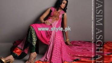 Vasim Asghar Wedding Wear Collection 2013 For Women 010