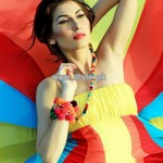 Wajahat Mansoor Hawaii Collection 2013 For Girls 008