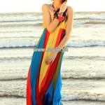 Wajahat Mansoor Hawaii Collection 2013 For Girls 010