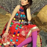 Wajahat Mansoor Hawaii Collection 2013 For Girls 011