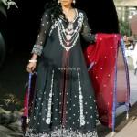 Wajahat Mansoor Semi-formal Wear Dresses 2013 002