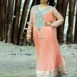Wajahat Mansoor Semi-formal Wear Dresses 2013 004