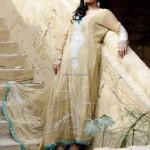 Wajahat Mansoor Semi-formal Wear Dresses 2013 006