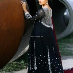 Wajahat Mansoor Semi-formal Wear Dresses 2013 010