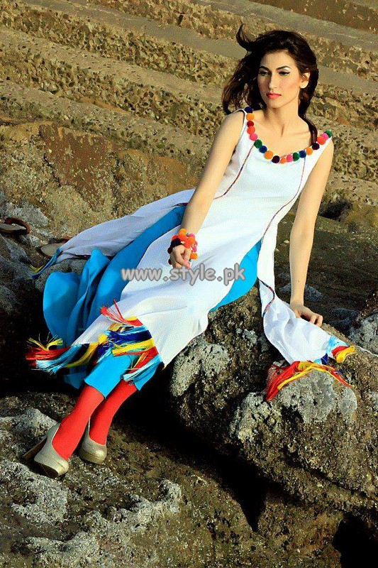 Wajahat Mansoor Summer Collection 2013 004
