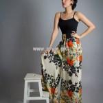 Zari Faisal Summer Party Dresses For Women 2013 007