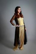 Zari Faisal Summer Party Dresses For Women 2013 010