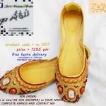 Zari Khussa Mahal Summer Collection 2013 For Women 005