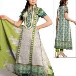 Al-Hamra Textiles Kashish Lawn Collection 2013 Volume 3 For Women 0014
