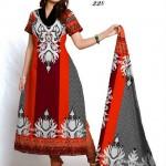 Al-Hamra Textiles Kashish Lawn Collection 2013 Volume 3 For Women 002