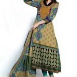 Al-Hamra Textiles Kashish Lawn Collection 2013 Volume 3 For Women 006