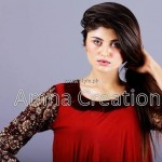 Amna Creations Eid Collection 2013 for Girls 004