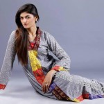 Amna Creations Eid Collection 2013 for Girls 007