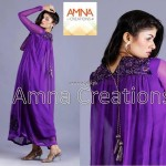 Amna Creations Eid Collection 2013 for Girls 012