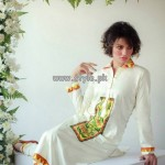 Arsalan Iqbal Rangeen Collection 2013 For Boys and Girls 003