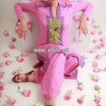 Arsalan Iqbal Rangeen Collection 2013 For Summer 007