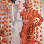 Arsalan Iqbal Rangeen Collection 2013 For Summer 008