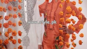 Arsalan Iqbal Rangeen Collection 2013 For Summer 008