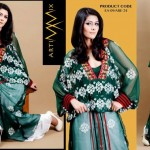 Artimmix Embroidered Dresses Collection 2013 for Women 011