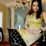 Ashraf Valliani Party Wear Collection 2013 For Women