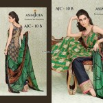 Asim Jofa Silk Collection 2013 for Women 007