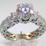 Beautiful diamond wedding rings 003 600x490