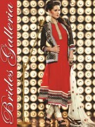Brides Galleria Anarkali Suits Collection 2013 For Women 003