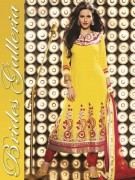 Brides Galleria Anarkali Suits Collection 2013 For Women 007