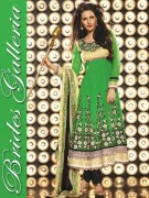 Brides Galleria Anarkali Suits Collection 2013 For Women