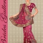 Brides Galleria Saree Collection 2013 For Women 002