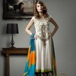 Cayma Emran Party Wear Dresses 2013 for Women 003