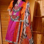 Charizma Eid Collection 2013 For Girls 001