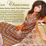 Charizma Swiss Lawn Collection 2013 Volume 2 For Summer 010