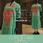 Cotton Ginny Kurti Collection 2013 For Girls 004